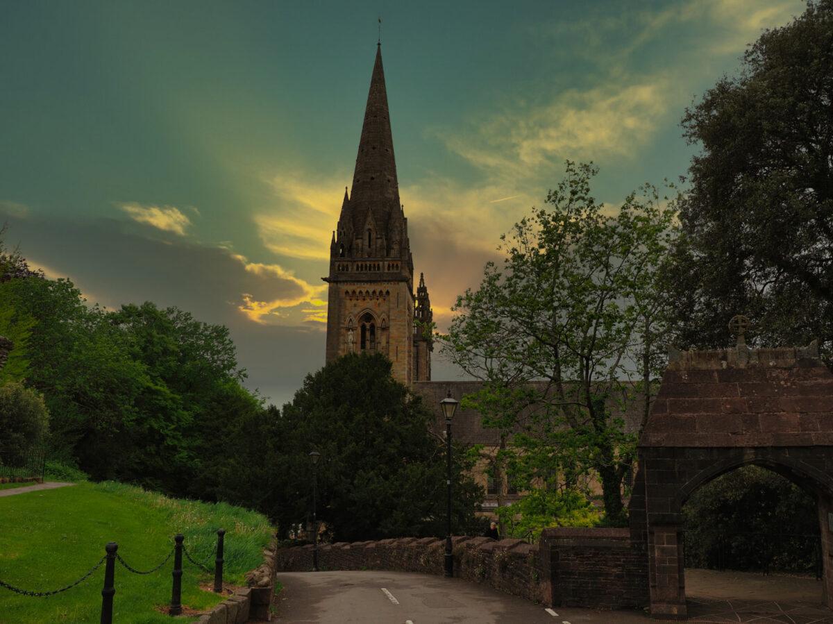 Llandaff Cathedral field trip