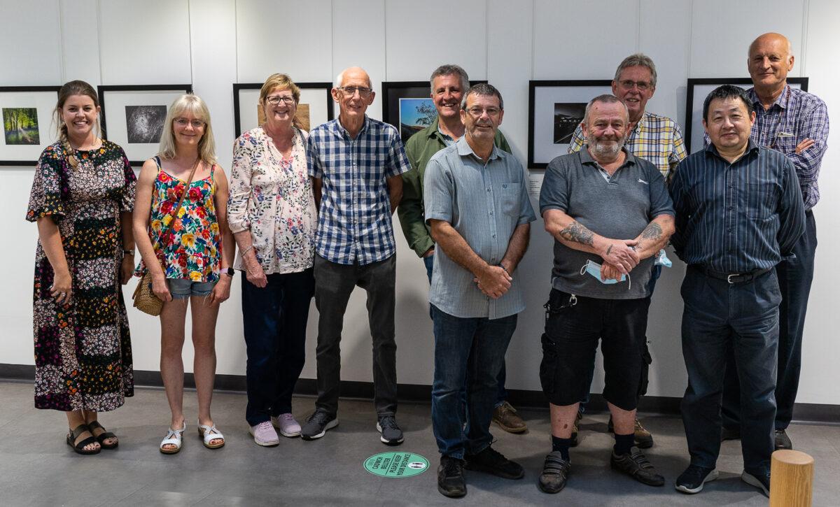 2021 Exhibition Opens